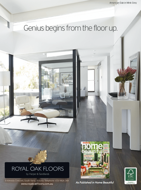 The Real Estate Stylist in Home Beautiful and Real Living Magazine